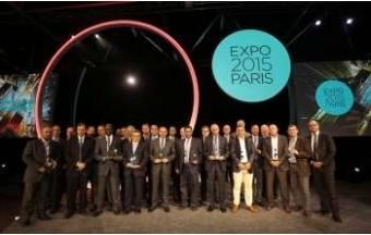 25. Altın Yılı Expo 2015 Paris